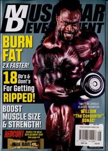 Muscular Development Usa Magazine MAY 20 Order Online