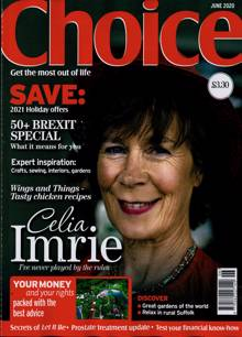 Choice Magazine JUN 20 Order Online