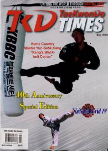 Tae Kwon Do Times Magazine MAY-JUN Order Online