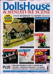 Dolls House & Miniature Scene Magazine Issue JUL 20