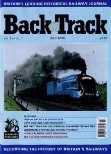 Backtrack Magazine JUL 20 Order Online