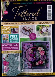 Tattered Lace Magazine NO 79 Order Online