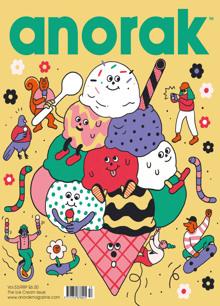 Anorak Magazine Vol 53 Order Online