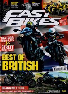 Fast Bikes Magazine SUMMER Order Online