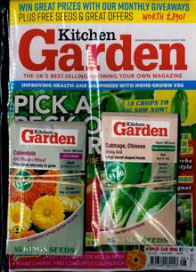 Kitchen Garden Magazine AUG 20 Order Online