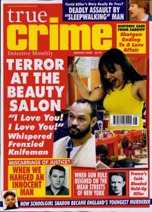 True Crime Magazine AUG 20 Order Online