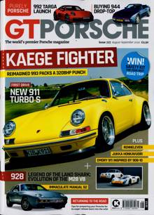 Gt Purely Porsche Magazine AUG-SEP Order Online