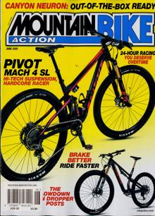 Mountain Bike Action Magazine JUN 20 Order Online