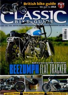 Classic Bike Guide Magazine JUL 20 Order Online