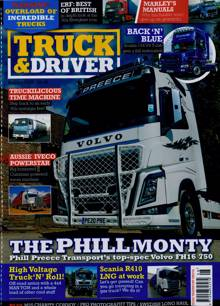 Truck And Driver Magazine AUG 20 Order Online