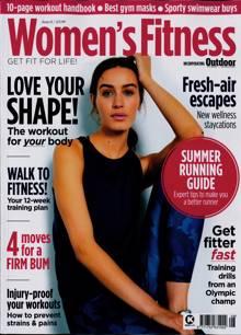Womens Fitness Magazine Issue NO 8