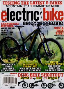 Electric Bike Action Magazine JUN 20 Order Online