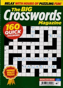 Big Crosswords Magazine NO 73 Order Online