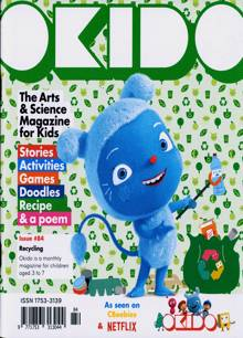 Okido Magazine NO 84 Order Online