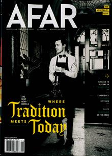Afar Travel  Magazine 06 Order Online