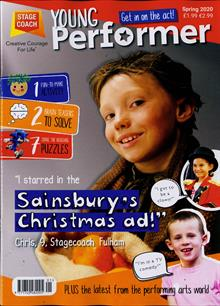 Young Performer Magazine SPR 20 Order Online
