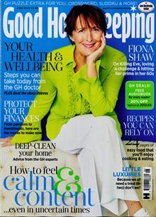 Good Housekeeping Magazine Issue JUN 20