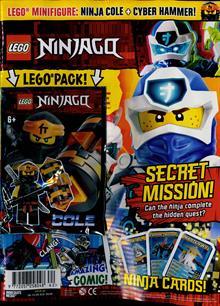 Lego Ninjago Magazine Issue NO 62