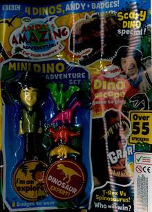 Andys Amazing Adventures Magazine NO 55 Order Online