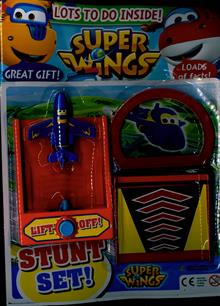 Super Wings Magazine NO 4 Order Online