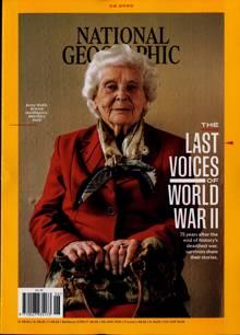 National Geographic Magazine JUN 20 Order Online