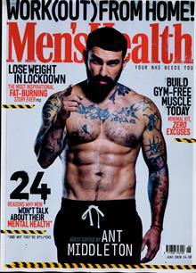 Mens Health Magazine JUN 20 Order Online