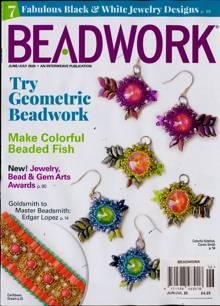Beadwork Magazine Issue JUN-JUL