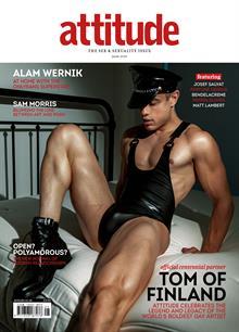 Attitude 322 - Alam Wernik Magazine ALAM W Order Online