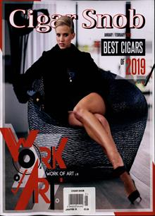 Cigar Snob Magazine 01 Order Online