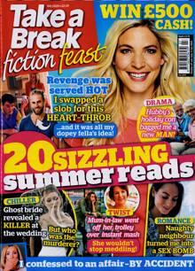 Take A Break Fiction Feast Magazine JUL 20 Order Online