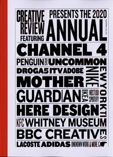 Creative Review Magazine APR-MAY Order Online