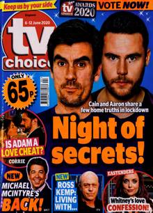Tv Choice England Magazine NO 24 Order Online