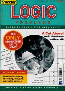 Puzzler Logic Problems Magazine NO 430 Order Online