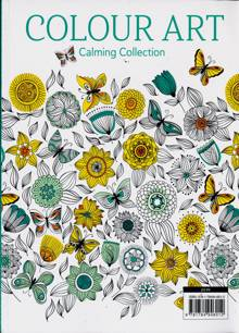 Colour Art Col Calming Magazine ONE SHOT Order Online