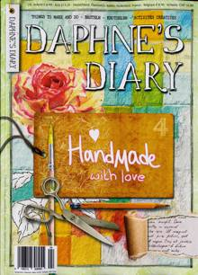 Daphnes Diary Magazine SPECIAL Order Online