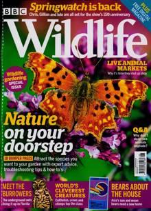Bbc Wildlife Magazine JUN 20 Order Online