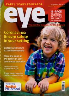 Early Years Educator Magazine Issue JUL-AUG