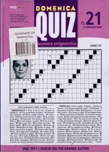 Domenica Quiz Magazine NO 21 Order Online