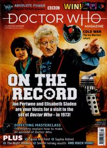 Doctor Who Magazine NO 553 Order Online