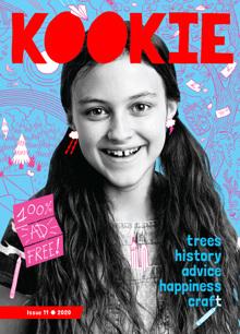 Kookie Magazine Issue 11 Order Online