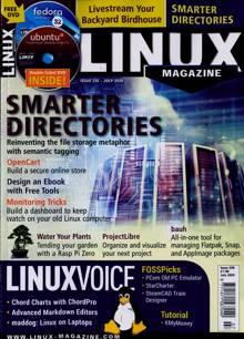 Linux Magazine NO 236 Order Online