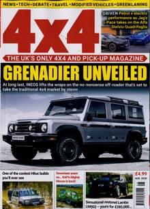 4 X 4 Magazine AUG 20 Order Online