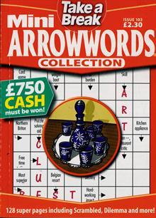 Tab Mini Arrowwords Coll  Magazine NO 103 Order Online