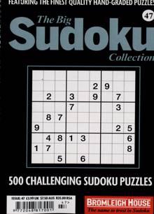 Big Sudoku Collection Magazine Issue NO 47