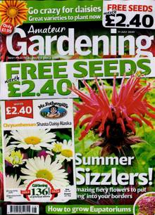 Amateur Gardening Magazine 11/07/2020 Order Online