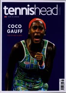 Tennishead Magazine NO 2 Order Online
