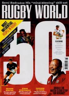 Rugby World Magazine AUG 20 Order Online