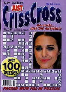Just Criss Cross Magazine NO 281 Order Online