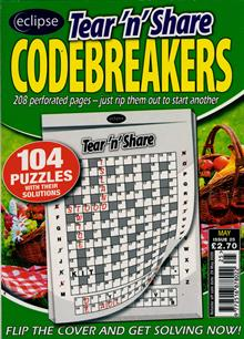 Eclipse Tns Codebreakers Magazine NO 25 Order Online