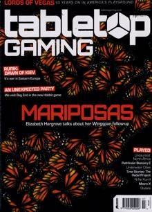 Table Top Gaming Magazine JUL 20 Order Online